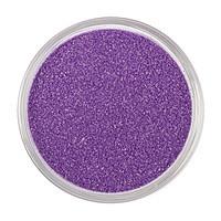 Цветной песок фиолетовый 400 г для песочной церимонии