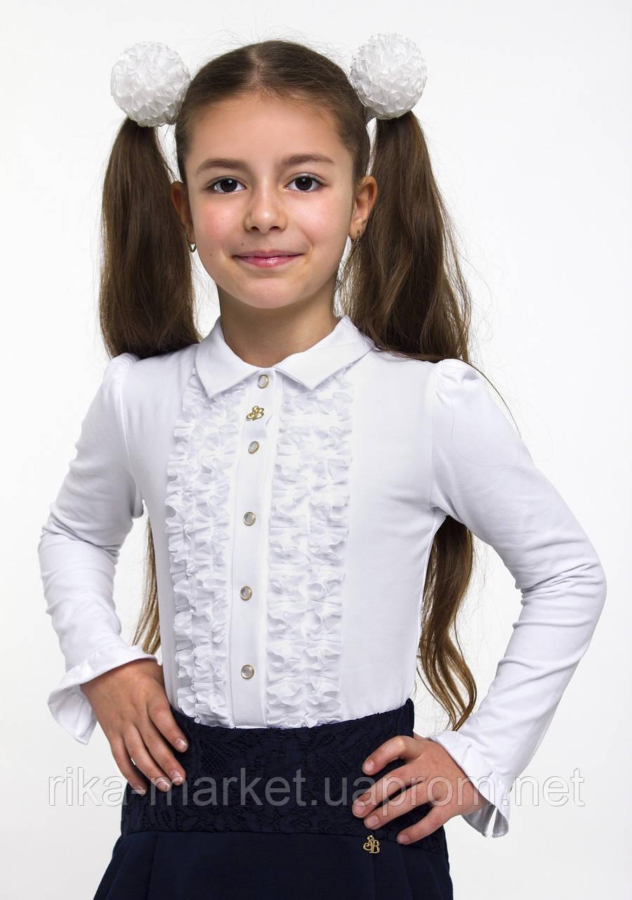 c54b8b2c740 Блуза для девочки длинный рукав ТМ Смил арт. 114518  продажа
