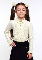 Блуза для девочки длинный рукав ТМ Смил арт. 114518
