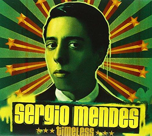 СD-диск Sergio Mendes - Timeless