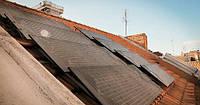 Сонячний комплект панелей 3-го покоління з баком 250л із нержавійки Energie Eco 250 та змійовиком