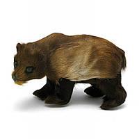 Медведь мех 12х7,5х5 см