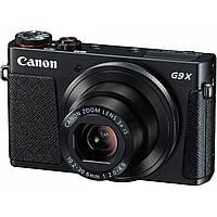 Canon PowerShot G9  X Black  24 мес гарантия