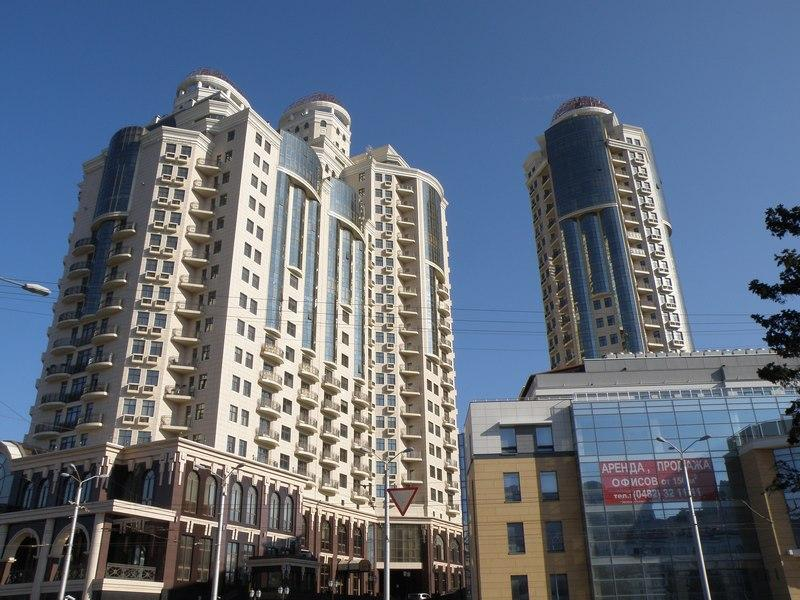 Квартира улица Генуэзская ЖК Арк Палас, Одесса - ООО Капитал в Одессе