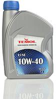 Моторное масло TEMOL Luxe 10w40 1/4/5/10/20/205л.