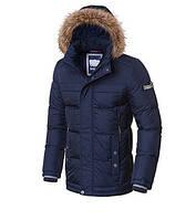 Детская куртка на зиму для мальчика