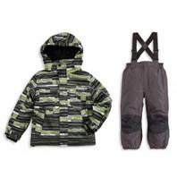 Мембранный Термокомбинезон С&A Германия - лыжник до -20 мороза