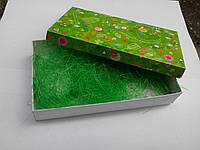 Коробка картонная с наполнителем