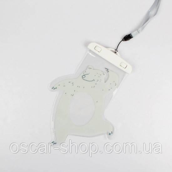 Водонепроницаемый чехол для телефона Dancing Bear 10.5 х 19.5