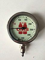 Манометр SPG OMS-52 mm,/w, фото 1