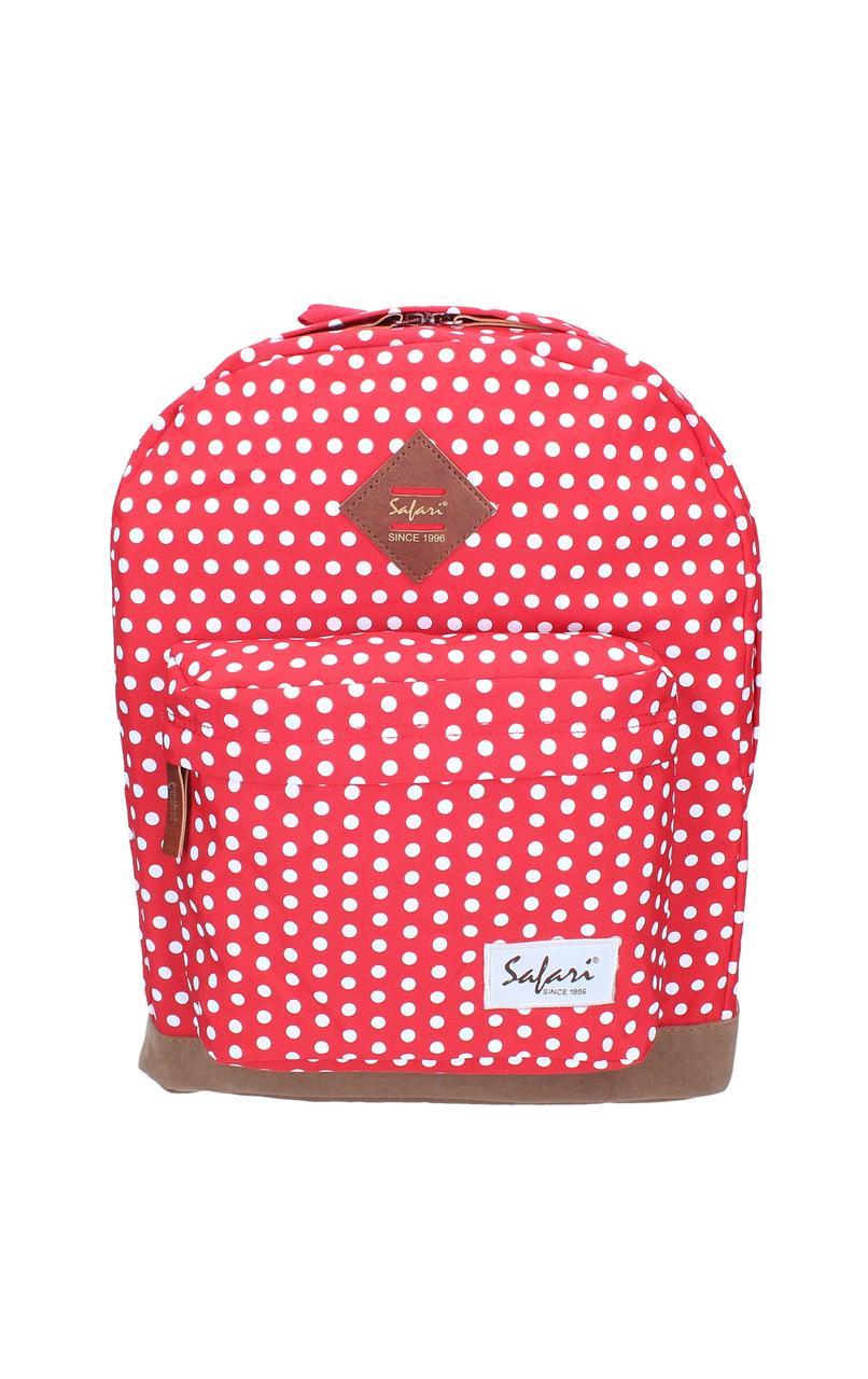 Ранец-рюкзак  SAFARI Canvas PL 9795