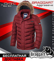 Укороченная куртка мужская Braggart