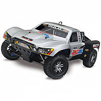 Автомобиль Traxxas Slayer Pro 4X4 Nitro Short Course 1:10 RTR 59076-1 Silver