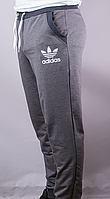 Модные Спортивные штаны на манжете Adidas