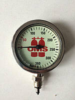 Манометр  SPG OMS-63 mm,/w