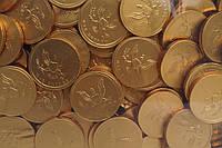Шоколадные монеты (1,5кг)