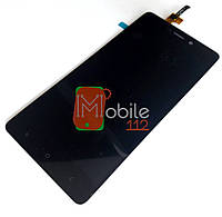 Модуль для Xiaomi Redmi 3/Redmi 3S/Redmi 3X (Дисплей + тачскрин), чёрный оригинал PRC