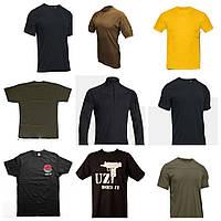 MIX футболок НАТО/Police. Оригинал. 1-й сорт.