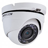 Купольная камера Hikvision DS-2CE56C0T-IRM