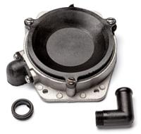 Смеситель газа для автомобилей ВАЗ с карбюратором типа solex (верхний)