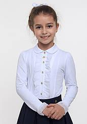 Блуза для девочки длинный рукав арт. 114514 14 лет