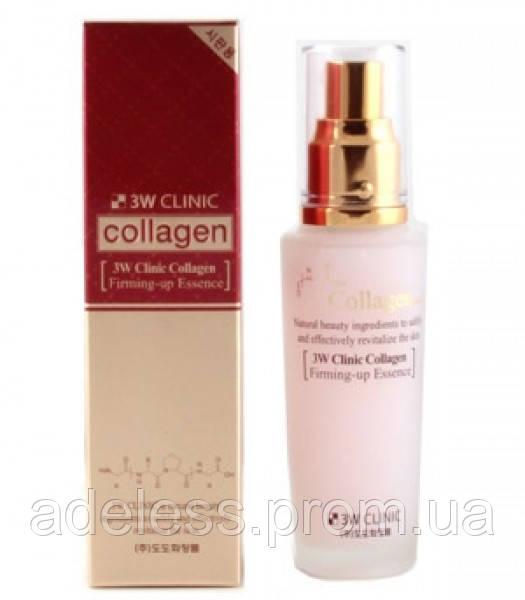 Увлажняющая эссенция с коллагеном 3W Clinic collagen firming-up essence