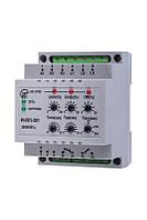 Реле напряжения и контроля фаз РНПП-301 трехфазное Новатек