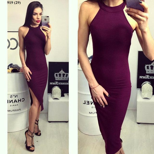 Сукня жіноча( марсал)