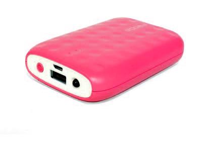 PowerBank Proda Lovely PPL-2 Power Box 5000mAh pink