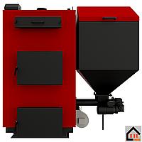 Промышленный котел с бункером ALtep KT-3E-SH мощностью 300 кВт