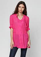 43570 Блуза летняя малиновая: imprezz.com.ua