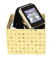 Часы-телефон  Smart Watch GT08 c фронтальной камерой