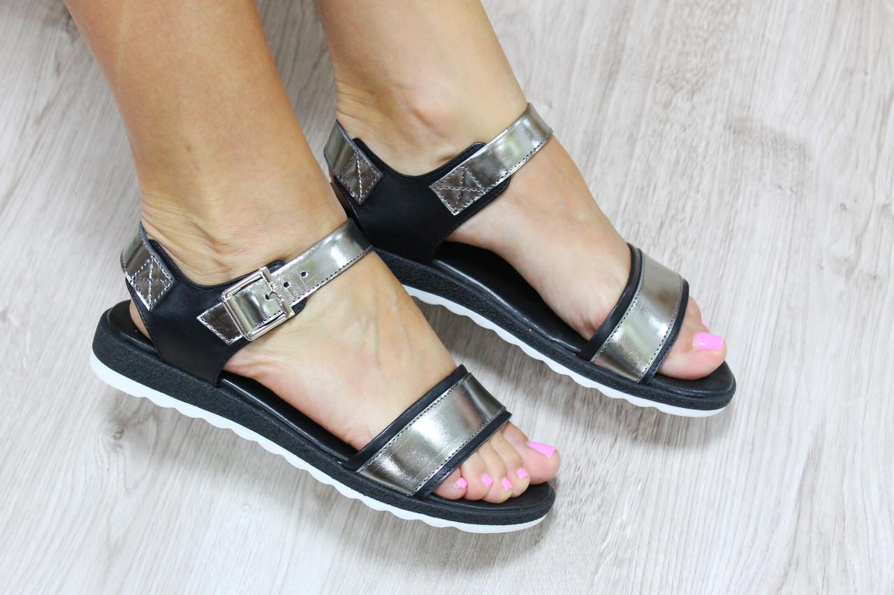 4d94c9457011 Женские кожаные босоножки - Интернет-магазин обуви Vzuto.com.ua в Чернигове