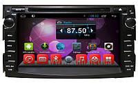 Штатная магнитола для Kia Venga 2009-2014 - SMARTY Trend Android 6.0