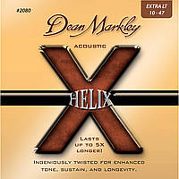 Струны Dean Markley Helix Bronze 2081 Light