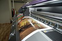 Печать на плоттере