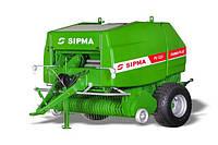 Рулонные прессы SIPMA PS 1211/2121 FARMA PLUS