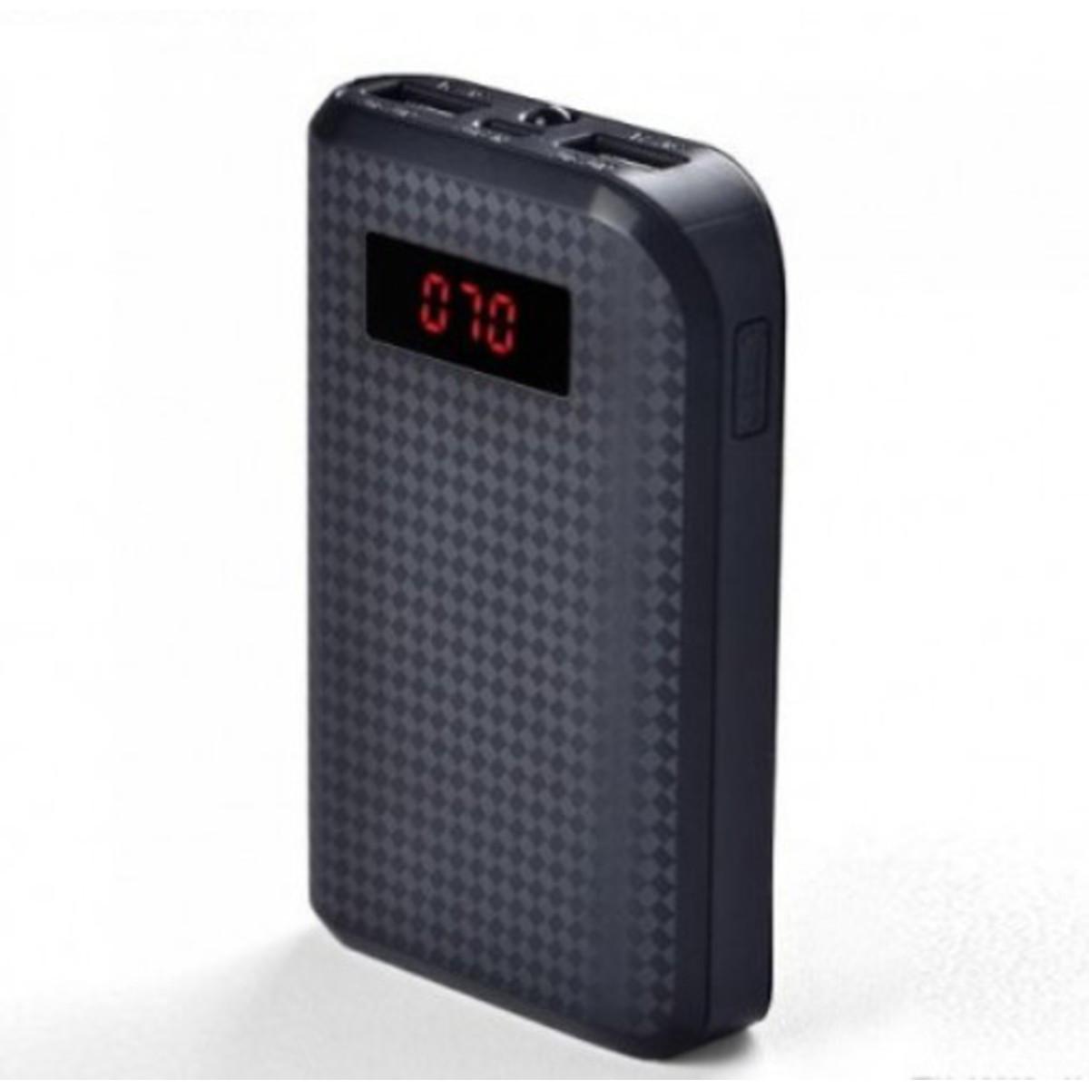 Купить PowerBank Proda Ling Long LCD PPL-11 Power Box 10000mAh black