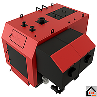 Пеллетный котел с бункером Альтеп KT-3ESH мощностью 500 кВт