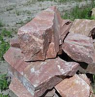 Камень бутовый кварцит