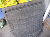 Люк полимерпесчаный квадратный  480х640см.