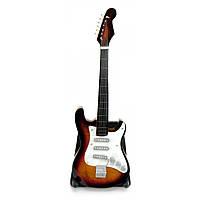 Гитара Fender миниатюра дерево 20,5х7х1,5 см