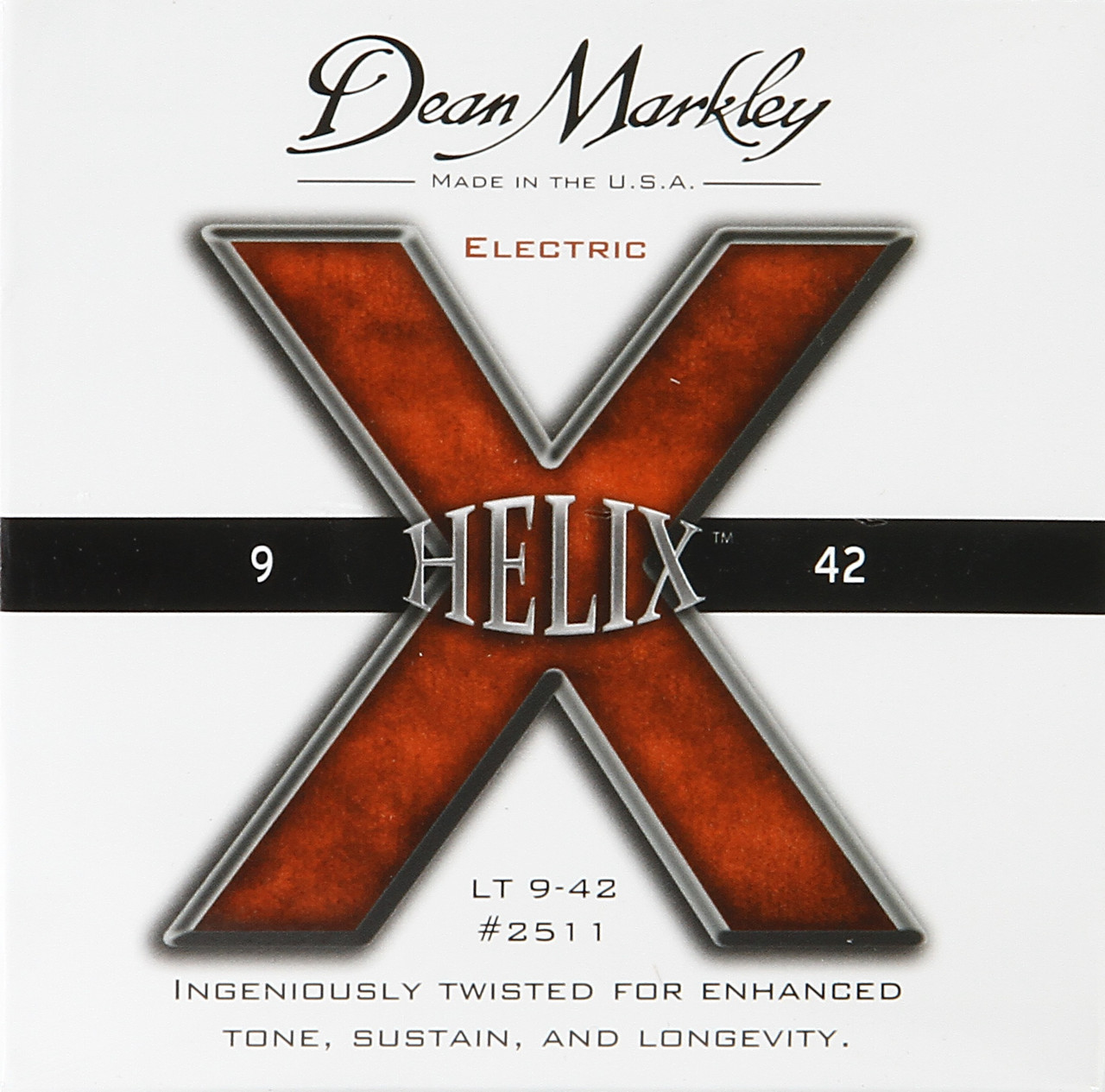 Струны Dean Markley 2511 Helix Light 9-42