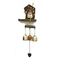 Колокольчик дверной Домик 31х11х11 см
