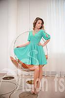 Яркое женское платье Далия