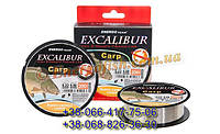 Леска Excalibur Carp Fluorocarbon покрытие 200м 0,30мм