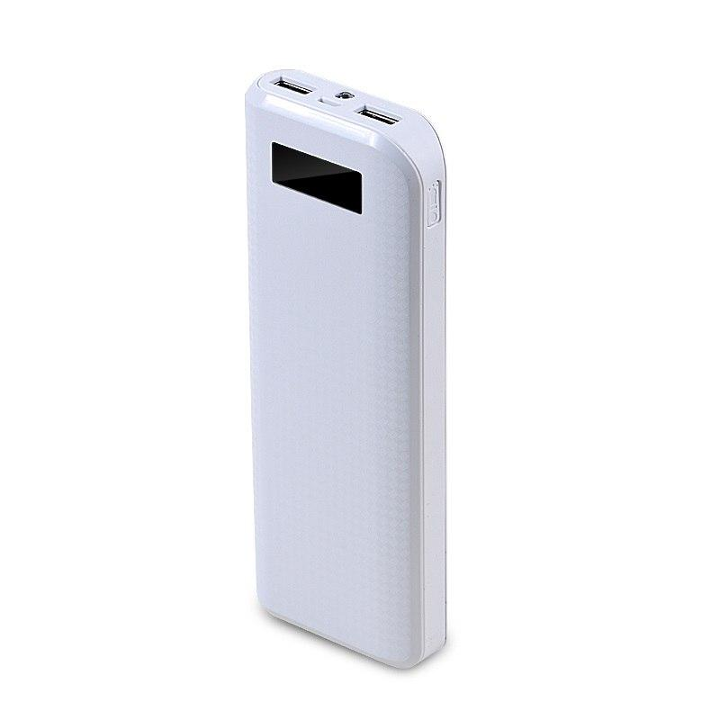 PowerBank Proda Ling Long LCD PPL-12 Power Box 20000mAh white