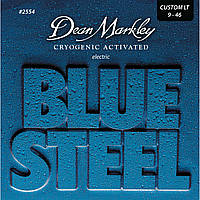 Струны  Dean Markley 2554 Blue Steel Custom Light 9-46