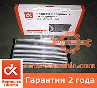 Радиатор охлаждения Ланос (с кондиционером) алюминиевый <ДК>