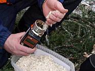 Влагомер опилок и древесных пеллет Wile BIO Wood, фото 3